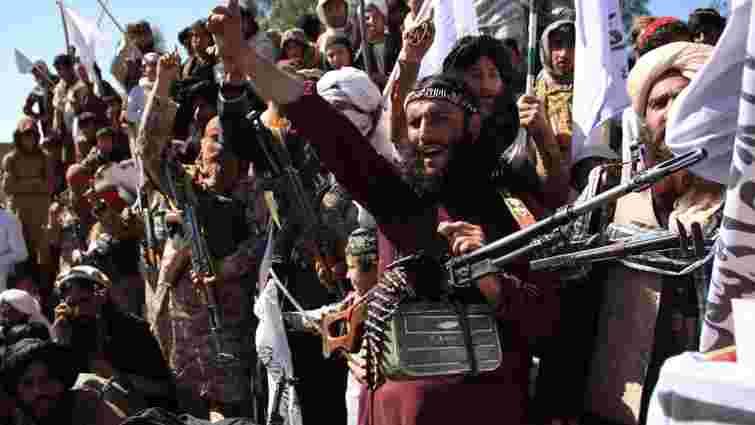 Терористи з «Талібану» захопили усі найбільші міста Афганістану