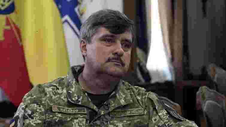 Виправданий у справі збитого Іл-76 генерал став радником головнокомандувача ЗСУ