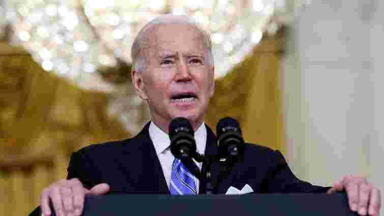 Джо Байден не шкодує про рішення вивести війська з Афганістану