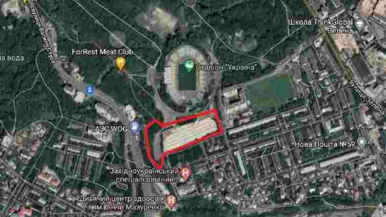 Прокуратурі не вдалось заборонити будівництво масштабного ЖК біля стадіону «Україна»