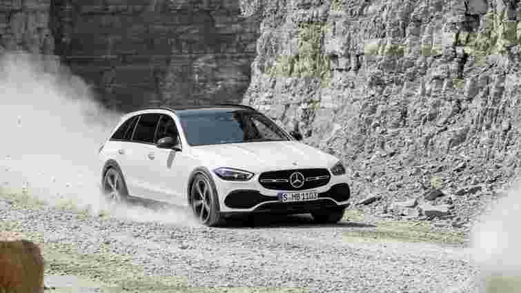Mercedes-Benz представив всюдихідний універсал C-Class All-Terrain
