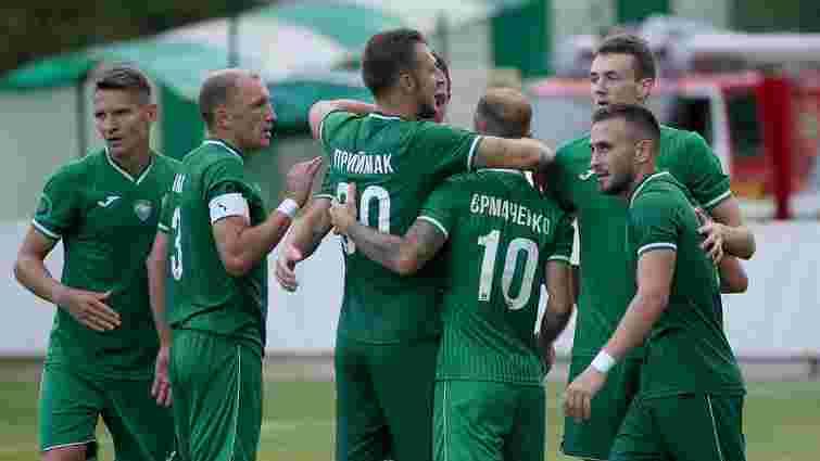 Львівські «Карпати» обіграли «Карпати» з Галича в кубковому матчі