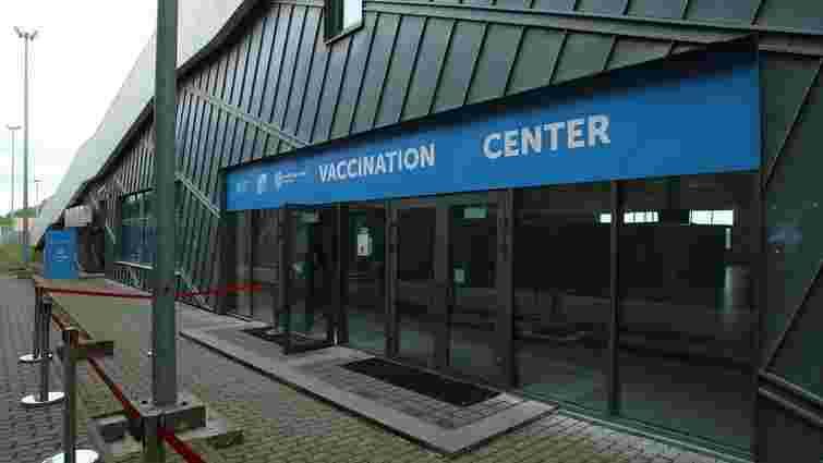 Центри вакцинації у Львові оприлюднили графік роботи на вихідні