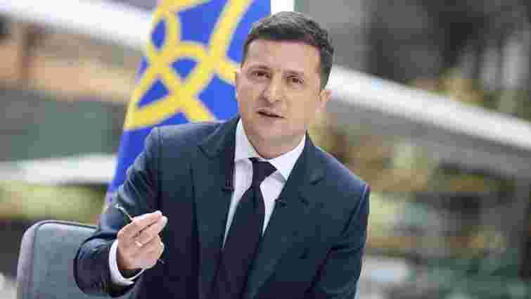 Зеленський попросить Байдена втрутитися в ситуацію із «Північним потоком-2»