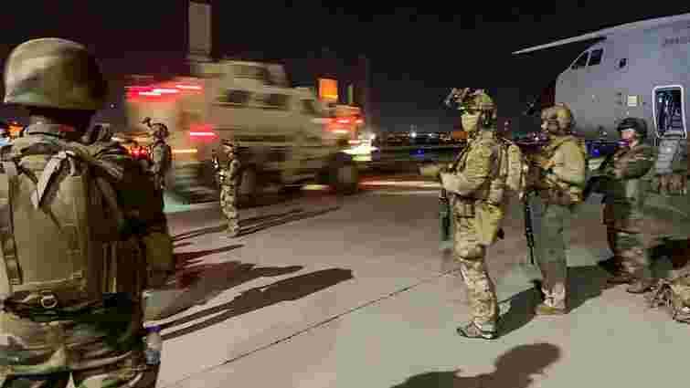 США вирішили тимчасово закрити аеропорт в столиці Афганістану