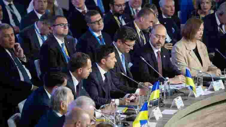 «Кримська платформа» схвалила декларацію про невизнання окупації Криму