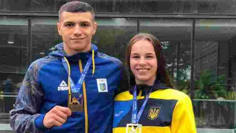 Чернівецькі каратисти вибороли призові місця на чемпіонаті Європи