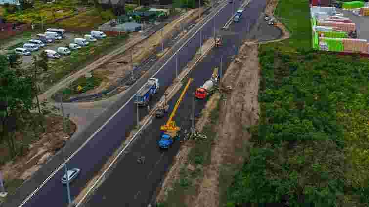 Після дворічного ремонту для проїзду відкрили ділянку траси Рівне-Луцьк