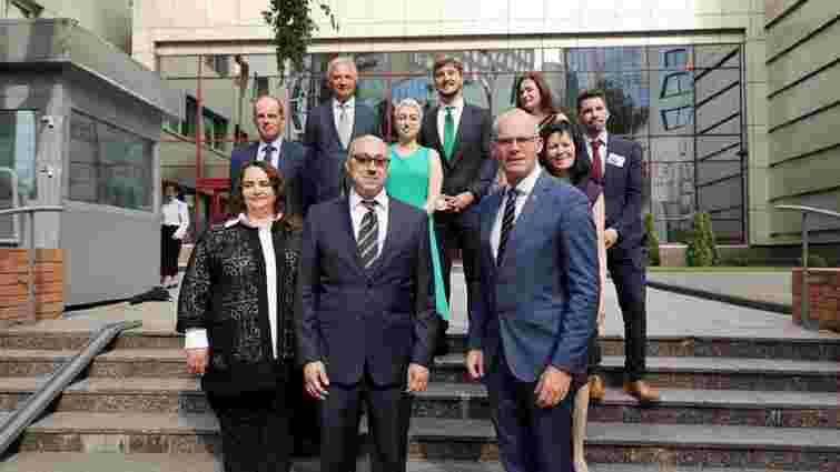 Ірландія відкрила своє посольство в Україні