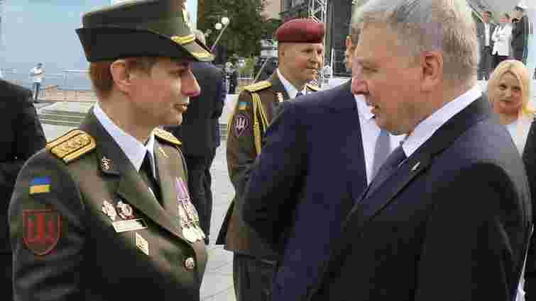 47-річна львів'янка стала першою бригадною генералкою ЗСУ