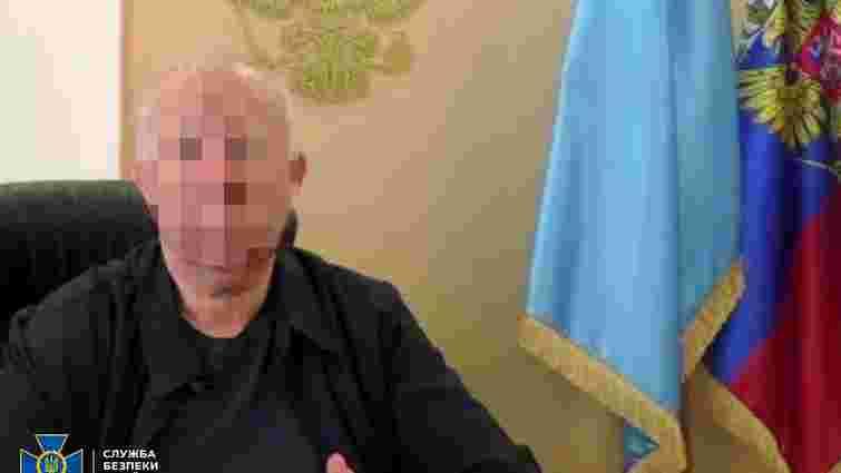Колишнього топ-функціонера Партії регіонів на Херсонщині запідозрили в держзраді