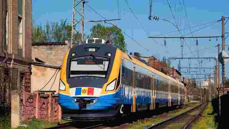Україна і Молдова відновили залізничне сполучення