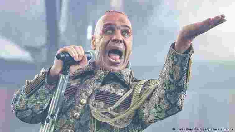 У Росії до лідера гурту Rammstein Тілля Ліндеманна прийшли з обшуками