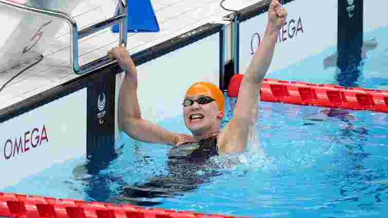 Українські паралімпійці здобули ще три золоті медалі на Паралімпіаді в Токіо