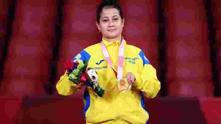 Марина Литовченко стала чемпіонкою Паралімпіади-2020 з настільного тенісу