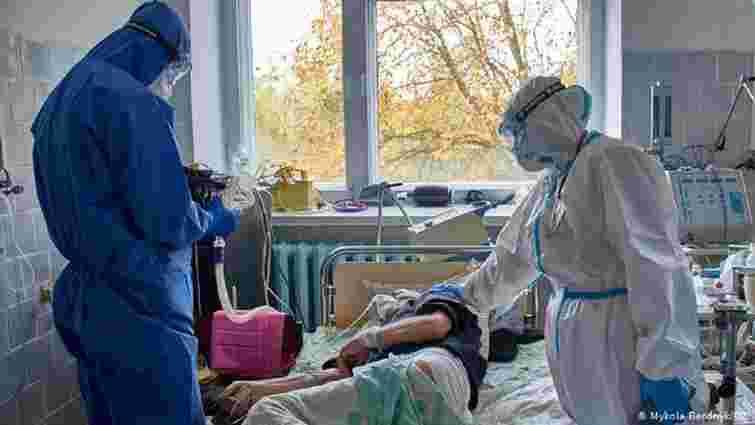 Родинам двох померлих від  Covid-19 львівських медиків  виплатили 3,3 млн грн