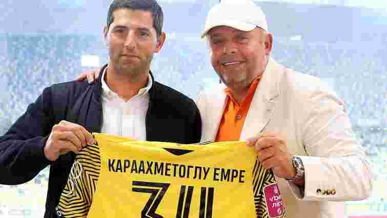 Віце-президентом ФК «Рух» став координатор турецької компанії Onur