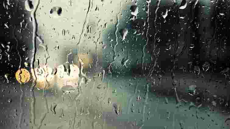Синоптики попередили про сильні дощі та грози на Закарпатті