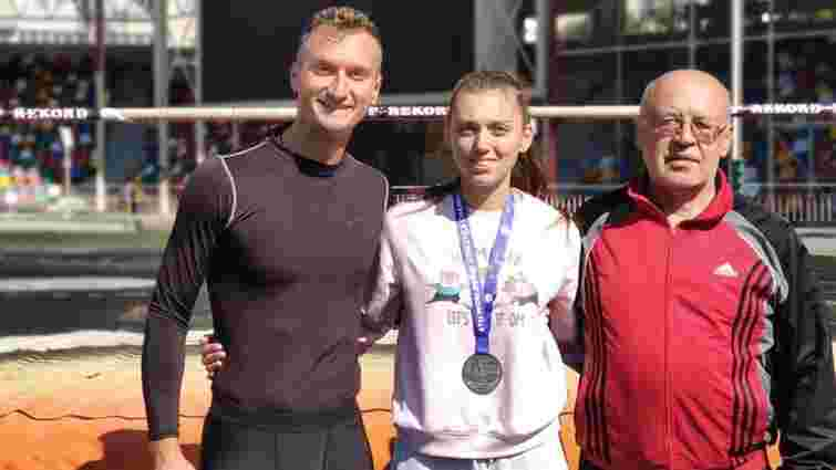 Легкоатлетка Руслана Муравська завоювала срібло на Дефлімпійських іграх