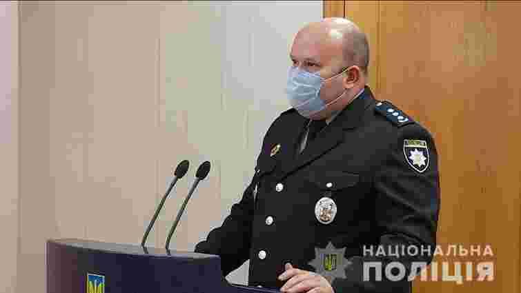 Поліцію Чернівецької області очолив  42-річний Руслан Дударець