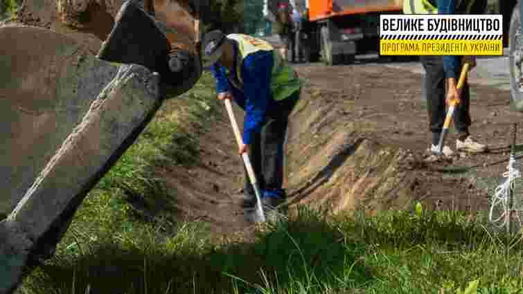 У Чернівецькій області почали ремонт траси від Берегомету до Сторожинця