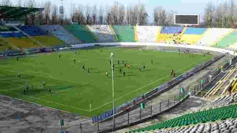 Львівський стадіон «Україна» віддали ФК «Карпати» в оренду на 10 років
