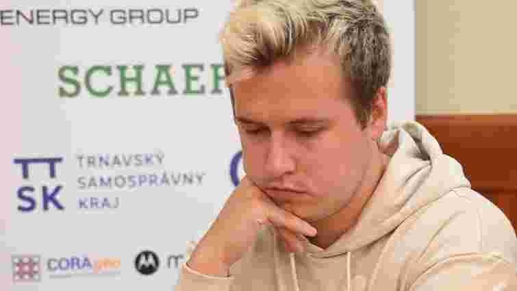 26-річний чернівчанин Віталій Бернадський переміг на міжнародному турнірі з шахів