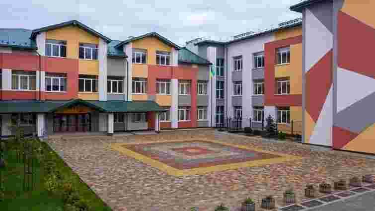 На Львівщині на ремонт гімназії та будівництво нової школи витратили понад 86 млн грн