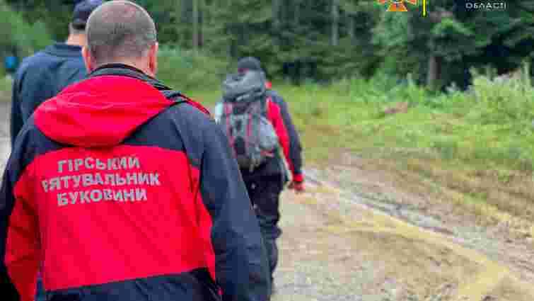 60-річного грибника з Буковини після 9 днів пошуків знайшли мертвим
