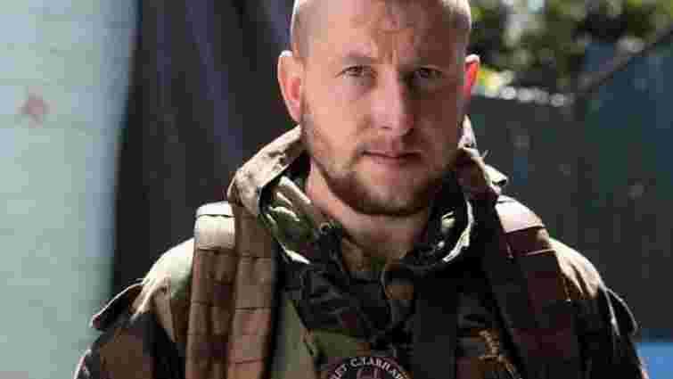 Важкопораненому снайпером бійцю з Львівщини збирають кошти на лікування