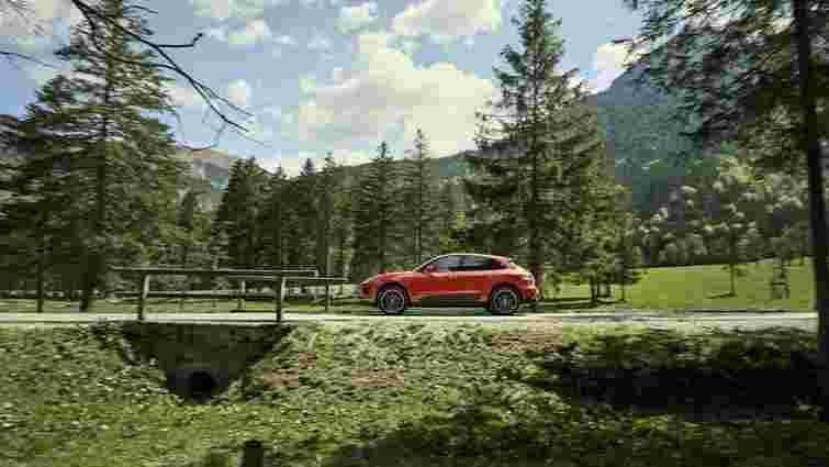 Новий Porsche Macan вже у жовтні з'явиться в Порше Центр Львів