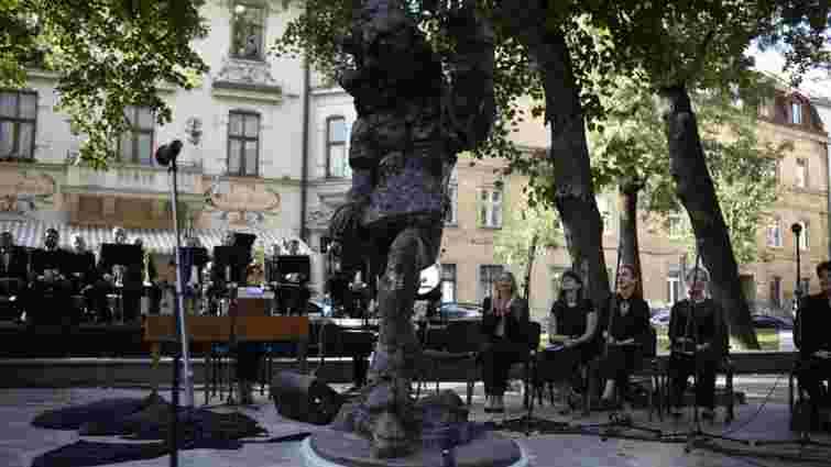 Петиція про демонтаж пам'ятника Моцарту не змогла зібрати 500 голосів