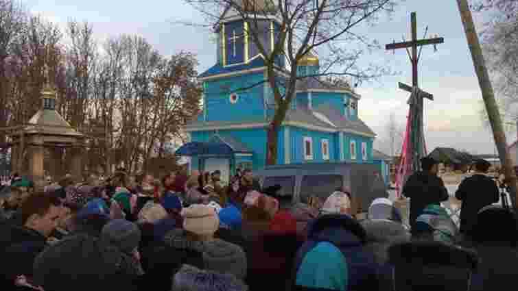 На Волині парафіянам ПЦУ передали місцевий храм УПЦ МП