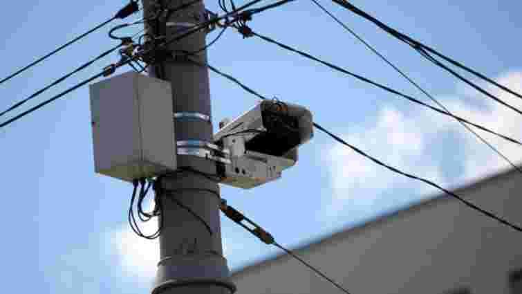 На околицях Чернівців встановили чотири камери автофіксації порушень