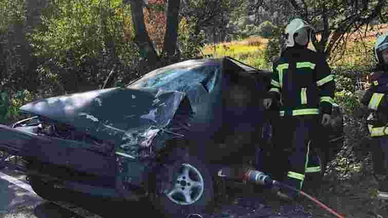 У лобовому зіткненні автомобілів на Закарпатті загинув 70-річний чоловік