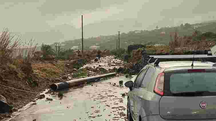 Торнадо накрив італійський острів Пантеллерія, є загиблі та поранені