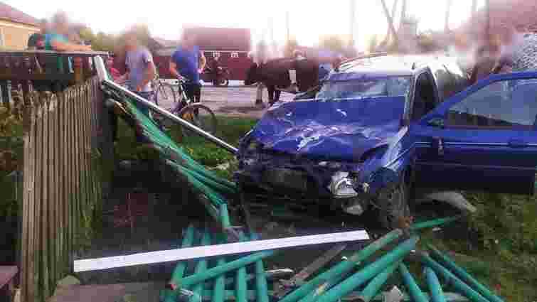 Нетверезий 46-річний водій в'їхав у стадо корів на Рівненщині