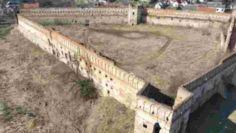 Замок у Старому Селі увійде в туристичний маршрут спадщини князів Острозьких
