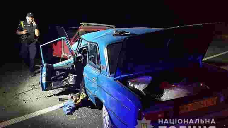 Троє людей загинули в ДТП біля Кам'янця-Подільського