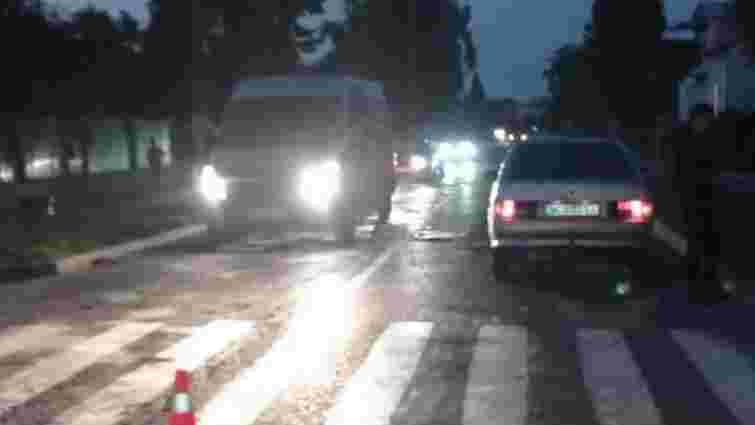 У Буську ВАЗ збив 9-річну дівчинку на пішохідному переході