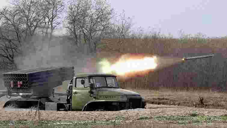 Патрулі ОБСЄ зафіксували на Луганщині десятки російських танків та «Градів»