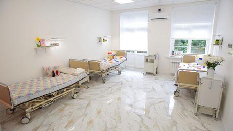 Avalon відремонтує ЛОР-відділення львівського «Охматдиту»