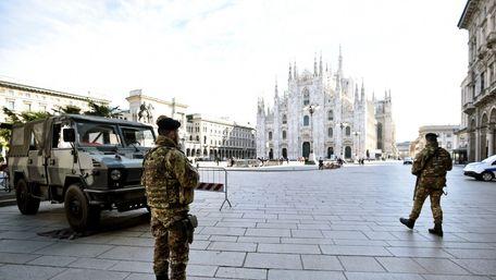 Італія запровадила обов'язкові Covid-перепустки для усіх працівників