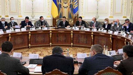 РНБО схвалила збільшення оборонного бюджету України до 5,95% від ВВП