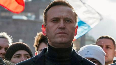 Україна ввела санкції проти причетних до отруєння Навального працівників ФСБ