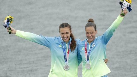 Людмила Лузан і Анастасія Четверікова стали чемпіонками світу з веслування
