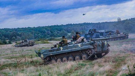 Генштаб ЗСУ оголосив про масштабні військові навчання по всій Україні