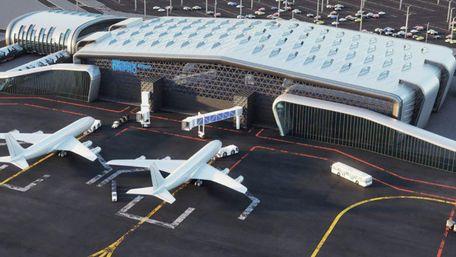 Компанія «Онур» збудує аеродром в Дніпрі за 5,6 млрд грн