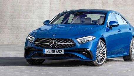 Новий Mercedes-Benz CLS офіційно став доступним в Україні