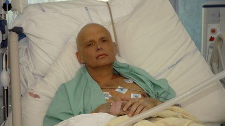 ЄСПЛ визнав владу Росії винною у вбивстві Олександра Литвиненка